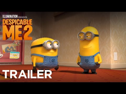 Despicable Me 2 | Trailer (HD) | Illumination